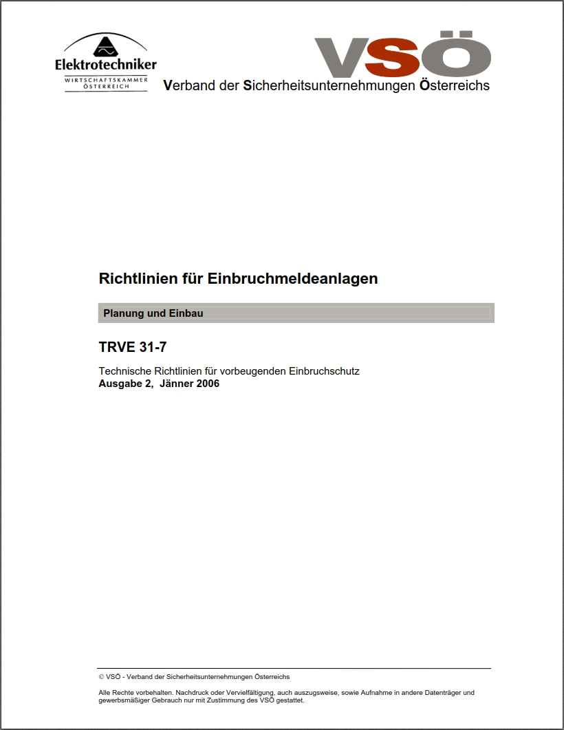 TRVE 31-7 Titelseite